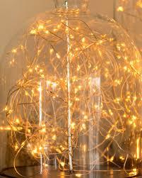 ... 13in Fairy String Light Cloche Alt ...