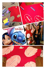 lilo and stitch diy costume lilo stitch couplecostume diy lilo