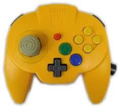 N64 Price Chart Nintendo 64 Hori Controller Yellow Value Price Nintendo 64