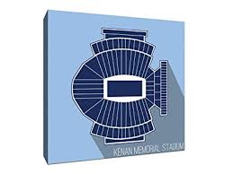 Amazon Com North Carolina Kenan Memorial Stadium
