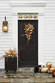 10 Genius Ways to Deck Out Your Porch for Halloween. Autumn DecorationsHalloween  Door ...