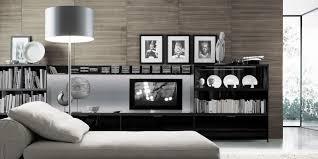 Modern Cabinets For Living Room Breathtaking Modern White Living Room Decoration Ideas Using