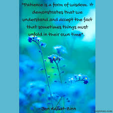 Todays Quotes Patience Inspiresn