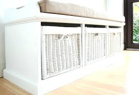 entryway benches with storage large entryway storage bench bench design wood storage bench with baskets entryway
