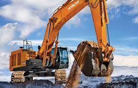 hitachi construction logo. construction / production excavators hitachi logo