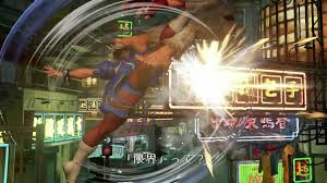 update street fighter v trailer leaks will be exclusively for