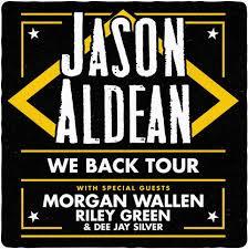 Jason Aldean Sets Plans For 2020 We Back Tour Launching In