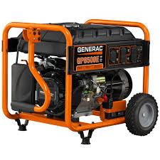 generac generators. Plain Generac 6500Watt Gasoline Powered Portable Generator With Generac Generators