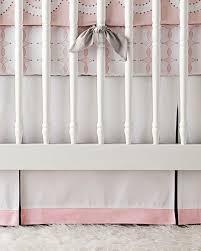 Colette Crib Bumper #serenaandlily