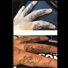 What You Need To Know About Getting A Tattoo On Your Finger