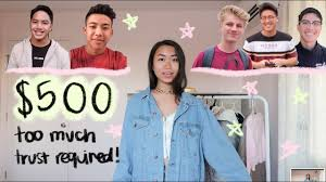 guys friends pick my school outfits for a week (princess polly haul) -  YouTube