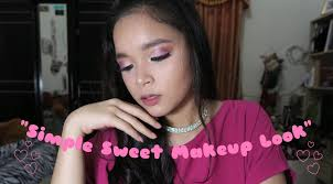 play sweet makeup challenge game challenge stefanie simple sweet makeup look bahasa indonesia by laraskurnia 2016 06 24 play pretty makeup