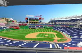 73 Reasonable New Nationals Stadium Seating Chart