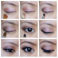 beautiful makeup ideas with tutorial urban decay 3 rosy eye revisited middot simple