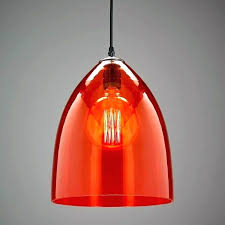 orange pendant light shade burnt lamp glass amazing lighting shades orange pendant light