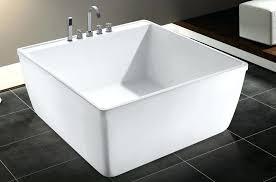 portable bath tub small size square bath tub portable acrylic bathtub for portable bathroom heater portable bath tub