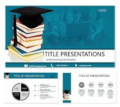 College Ppt Templates Books College Powerpoint Templates