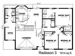 Deneschuk Homes Ltd    Ready to Move RTM Radisson Home Plan Job Radisson Plan