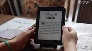 Bibox 2 - máy đọc sách Việt muốn cạnh tranh Kindle