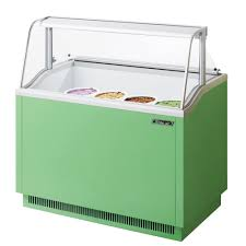 Low Glass Cabinet Air Tidc 47g 47 Green Low Curved Glass Ice Cream Dipping Cabinet