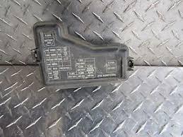 00 01 02 03 04 05 06 nissan sentra engine fuse box 1 8l ebay 04 nissan sentra fuse box diagram image is loading 00 01 02 03 04 05 06 nissan