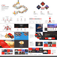Design For Logistics Ppt Masculine Bold It Professional Powerpoint Design For Tgsa