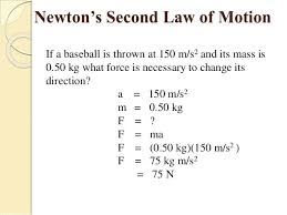 math laws what does newtons second law of motion state math 2 what is newtons