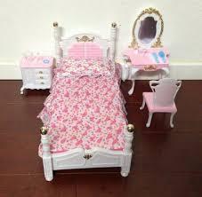 barbie size dollhouse furniture set. Barbie Size Dollhouse Furniture Bed Room Beauty Play Set \u003e\u003e\u003e Check This Awesome Product E