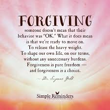 Image result for working through forgiveness