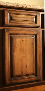 Double Glazed Kitchen Doors Pecan Maple Glaze Kitchen Cabinets Rustic Finish Sample Door Rta