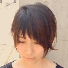 本日のお客様恋仲本田翼さん風ショートヘア 芸能人の髪型が人気 Acqua