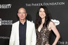 Jeff Bezos' $150 billion divorce: What ...