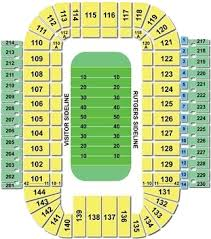 Rutgers Stadium Seating Chart Download Rutgers Football Seating Chart Highpoint High