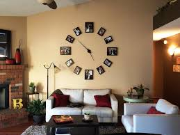 Decorative Wall Clocks For Living Room With Lounge Clock