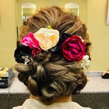 結婚式髪型 Hashtag On Twitter