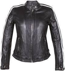 helstons angel rag las leather jacket women jackets black helstons motorcycle coats leading