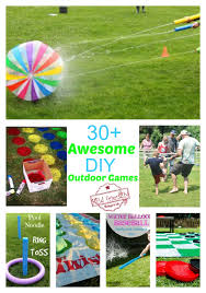 over 30 easy diy summer outdoor to play with the kids water balloon