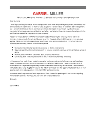 Pharmacist Cover Letter Best Pharmacist Cover Letter Examples LiveCareer 3