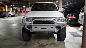 CBI hybrid front bumper $699 plus about $150 shipping | 4Runner ...