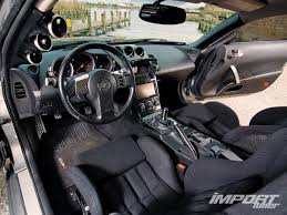 nissan 350z modified interior. impp 0908 03 z2005 nissan 350zinterior view 350z modified interior r