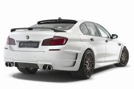 F10 BMW M5 gets pumped up by Hamann   BMWCoop