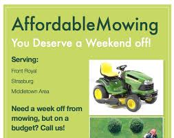 Lawn Mowing Ads 10 Best Photos Of Kid Lawn Mowing Service Flyer Lawn