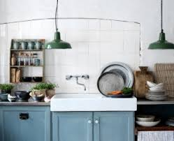 farmhouse kitchen industrial pendant. porcelain pendants add panache to industrial farmhouse kitchen pendant p