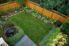 Landscape Design For Small Backyard