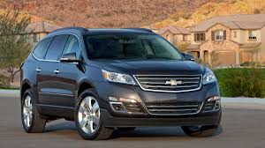 Chevrolet Traverse - Car News and Reviews | Autoweek