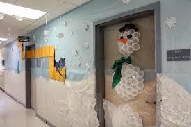 christmas office door decorations. Brilliant Halloween Ideas Office Cubicle Doors Door Decorating Forward. Christmas Decorations A