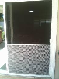 sliding screen door dog door stunning patio screen door wheel replacement beautiful how to install patio