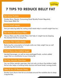 7 Days Diet Plan Effective Tips To Reduce Belly Fat