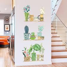 Plants Wall Decals – the treasure thrift | Diseño de pintura de pared,  Decoracion de muros, Arte de pared de vinilo