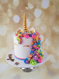 rainbow unicorn ercream cake posted on apr 9 2018 by admin in all birthday ercream cakes cakes childrens cakes 0 ments